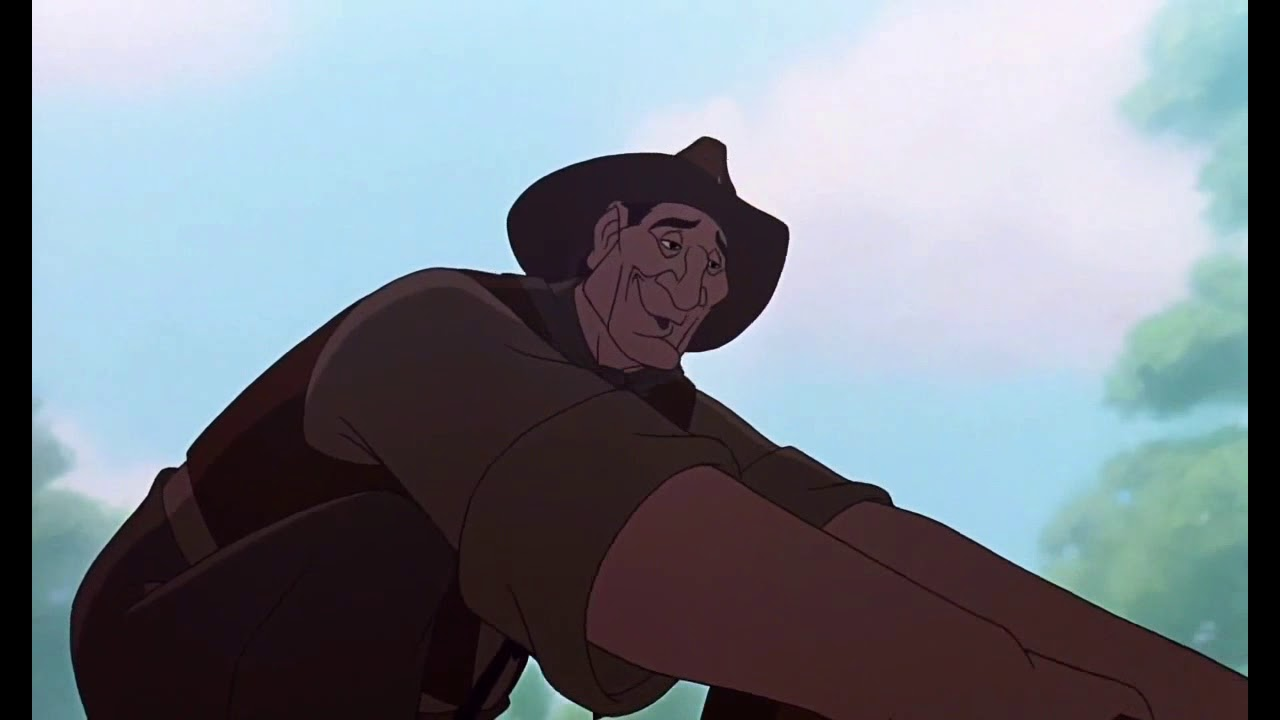 Download The Rescuers Down Under - Cody meets McLeach and Joanna