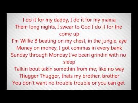 Rich Gang - Lifestyle ft Young Thug, Rich Homie Quan W/Lyrics