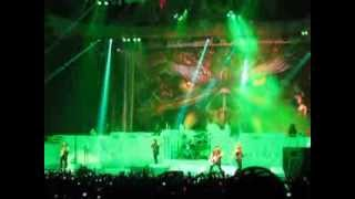"""Iron Maiden  """"Number of the Beast"""" in Nashville September of '13"""