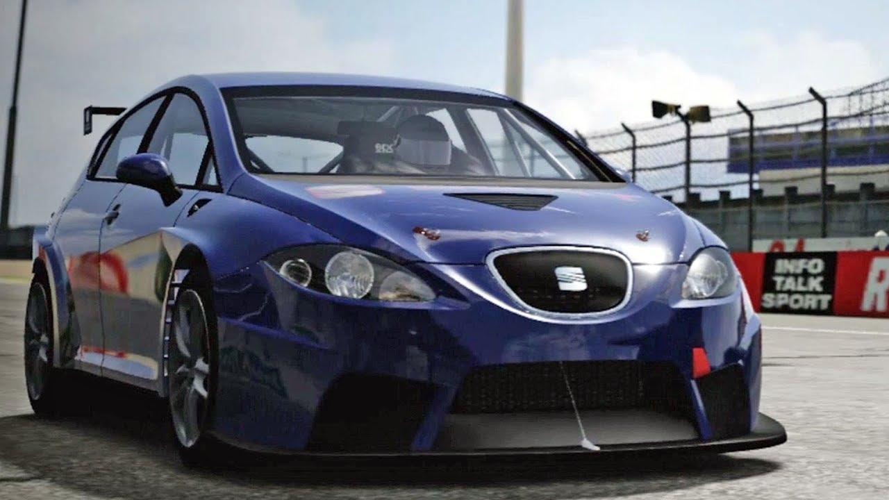 forza motorsport 4 seat leon supercup 2007 test drive gameplay rh youtube com El Super Leon Super Dante