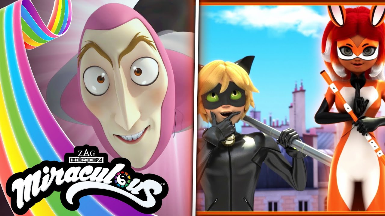MIRACULOUS | 🐞 MR.PIGEON - Akumatized ☯️ | SEASON 4 | Tales of Ladybug and Cat Noir