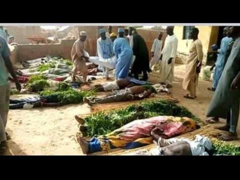 Download INNALILLAHI: YAN TA'ADDA SUNYIWA AL'UMMA KISAN GILLA A SABON BIRNI DA ISA SOKOTO ALLAH YASAWAKE