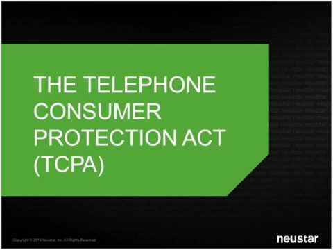 TCPA What Utilities Need to Know About Mitigating Risk in Outbound Customer Communications