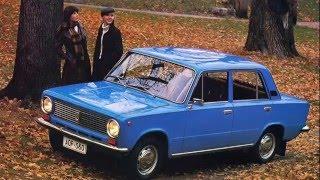 видео История ВАЗ 2101. Первый автомобиль