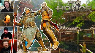 Streamers Rage While Playing For Honor, Compilation (For Honor)