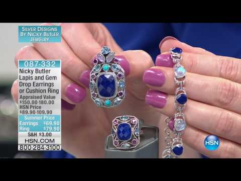 HSN | Silver Designs By Nicky Butler Jewelry 05.25.2017 - 12 PM
