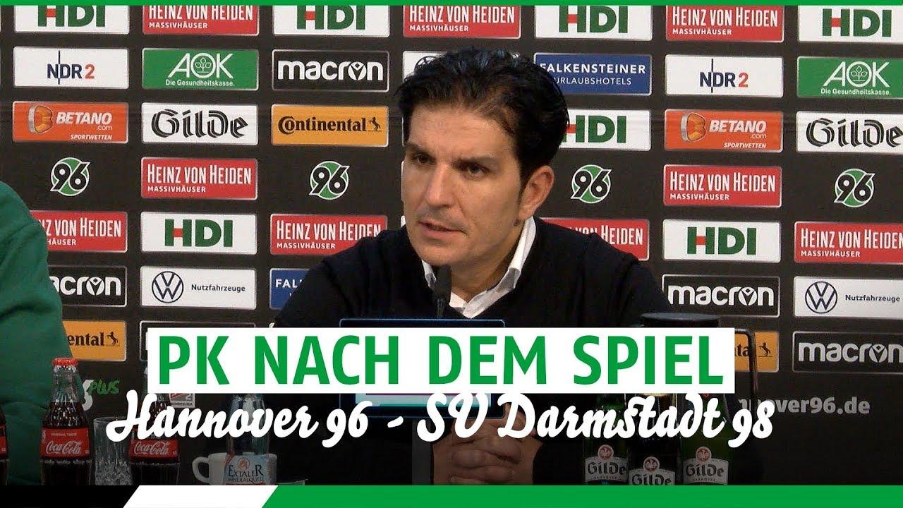 Darmstadt Hannover 96