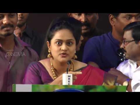 Vinodhini Actress Speaks About Konjam Konjam Movie Audio Launch | TOC