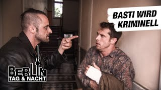 Berlin - Tag & Nacht - Basti wird kriminell #1727 - RTL II