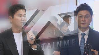 양현석·양민석 동반사퇴…소용돌이 휘말린 YG / 연합뉴스TV (YonhapnewsTV)