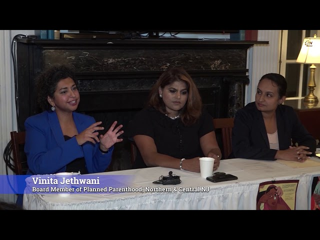 ISAAW Presents Panel On Women's Reproductive Rights - New Jersey
