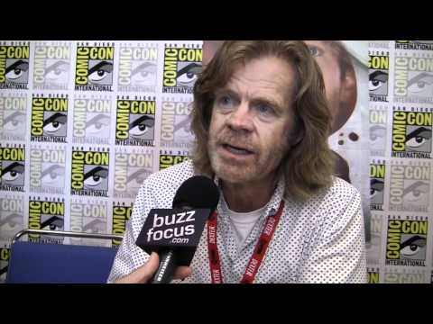 Interview: Shameless Star William H Macy on Shooting Season 2 and Chicago