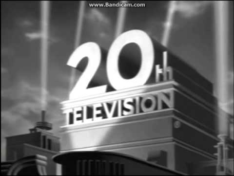 20th Television 1992 Logo B&W Varient Lost In Space
