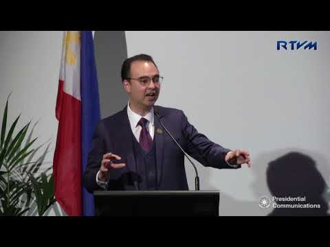 Town Hall Meeting with the Filipino Community in Sydney, Australia (Speech)