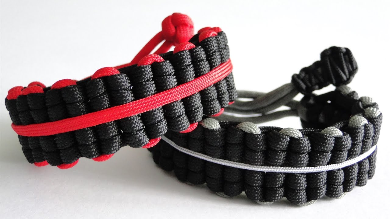 How To Make A Thin Line Truck Tires Paracord Survival