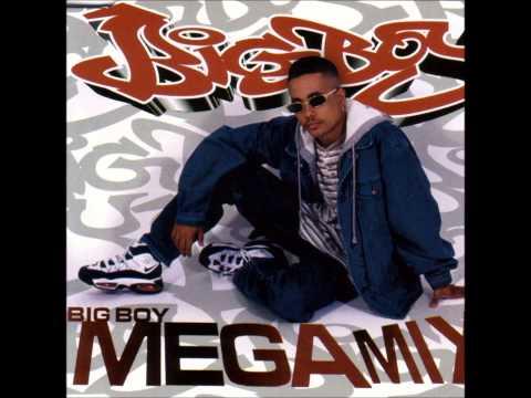 Big Boy - Megamix (FULL ALBUM)