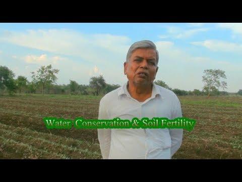 Water conservation & Soil Fertility - Farm Innovator Subhash Sharma 11