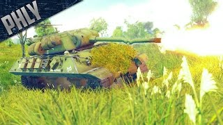 THE AMERICAN SLUGGER - Loving The Unloved #2 (War Thunder Tanks)