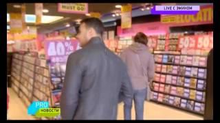 Видеоблог Эмина - Магазин дисков в Дублине