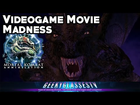 Mortal Kombat: Annihilation | Videogame Movie Madness: Episode Six