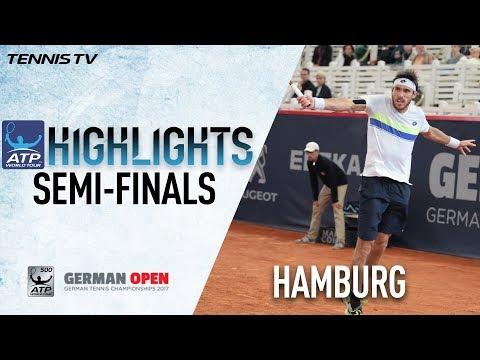 Florian And Leonardo Mayer Reach Final Highlights Hamburg 2017