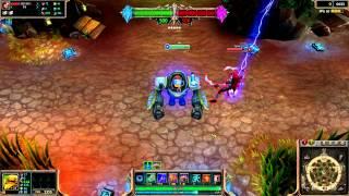 Riot Blitzcrank Skin Spotlight League of Legends
