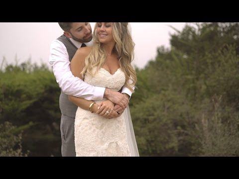 // Alyssa + Adam // Big Sur Ventana Inn // Wedding Videographer //