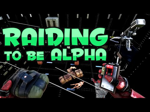 Raiding To Become Alpha! | VsPVP: This Is ARK | ARK: Survival Evolved! Ragnarok Map | S4:EP6