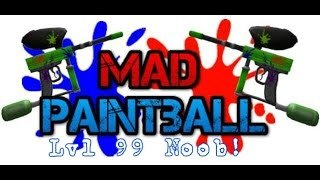 ROBLOX: Mad Paintball Lvl 99 Noob!