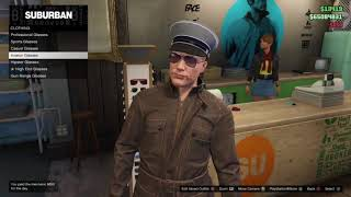 GTA V Online *Outfit Tutorial* How to Get the WW2 Luftwaffe Outfit