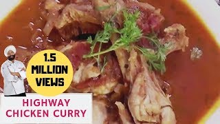 Highway Chicken Curry..
