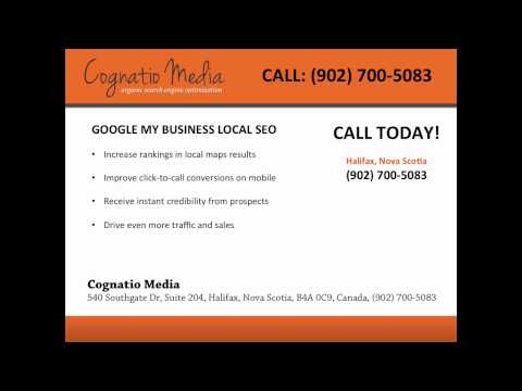Halifax SEO - (902) 700-5083 - Cognatio Media