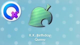 Animal Crossing - K.K. Birthday [Remix]