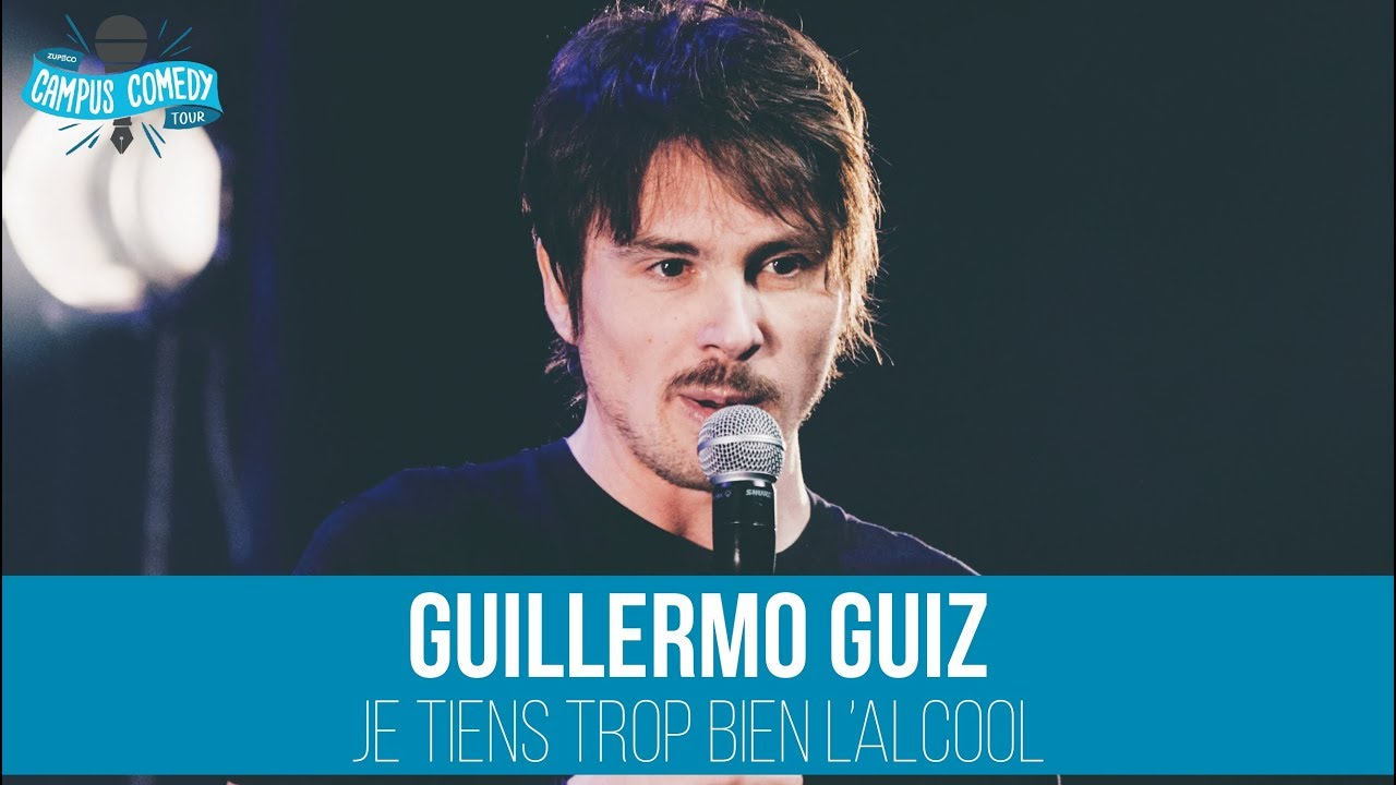 Guillermo Guiz - Je Tiens Trop Bien l'Alcool (Calendrier de l'Avent du LOL)