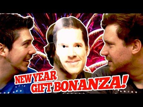 NEW YEAR GIFT BONANZA!