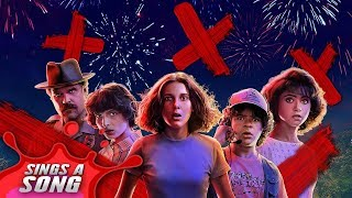 Stranger Things Recap Song FT. Eleven, Mike, Dustin & Co (Watch Before Season 3) NO SPOILERS