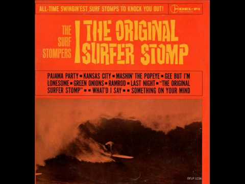 Bruce Johnston - The Original Surfer Stomp