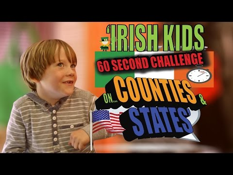Irish Kids Try Naming All