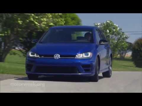 MotorWeek | Road Test: 2015 Volkswagen Golf R