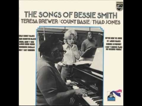 Teresa Brewer & Count Basie - Trombone cholly (1973)