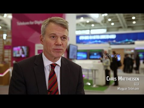 Magyar Telekom CEO Chris Mattheisen on building network infrastructure & growing ARPU
