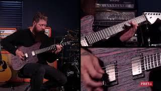 Jim Root - Sarcastrophe (aula de guitarra completa) cмотреть видео онлайн бесплатно в высоком качестве - HDVIDEO