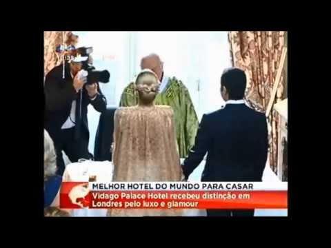 Vidago Palace Hotel   O Melhor Hotel do Mundo para Casar