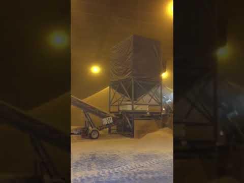 Biomass Loading at New Holland Bulk Services
