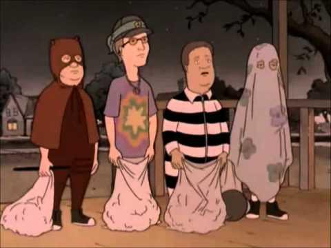 Hank Hill Halloween
