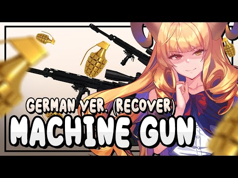 KIRA - Machine Gun GERMAN VER. (Recover)   Jinja