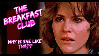 The Breakfast Club | What Makes Allison Behave So Strange? (Analysis By Professional Therapist)