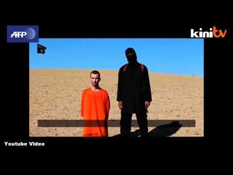 ISIS threatens execution