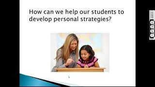 Division: Personal Strategies in the Mathematics...