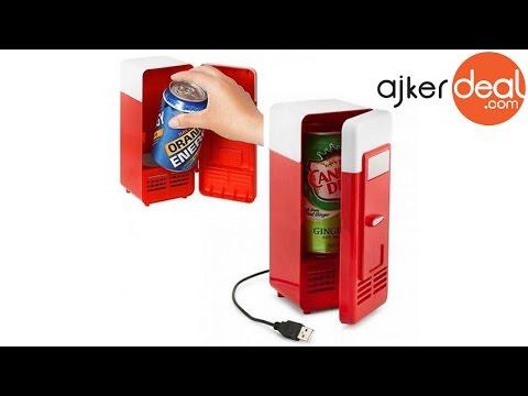 Use of portable mini fridge   Mini usb fridge in bd